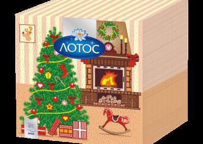 LOTOS-napkins50-christmas2017-01site
