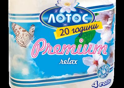 ЛОТОС Premium :: RELAX